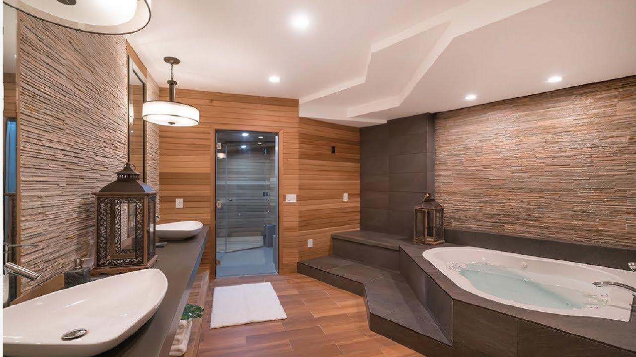 5 Essential Components of A Stylish Modern Bathroom