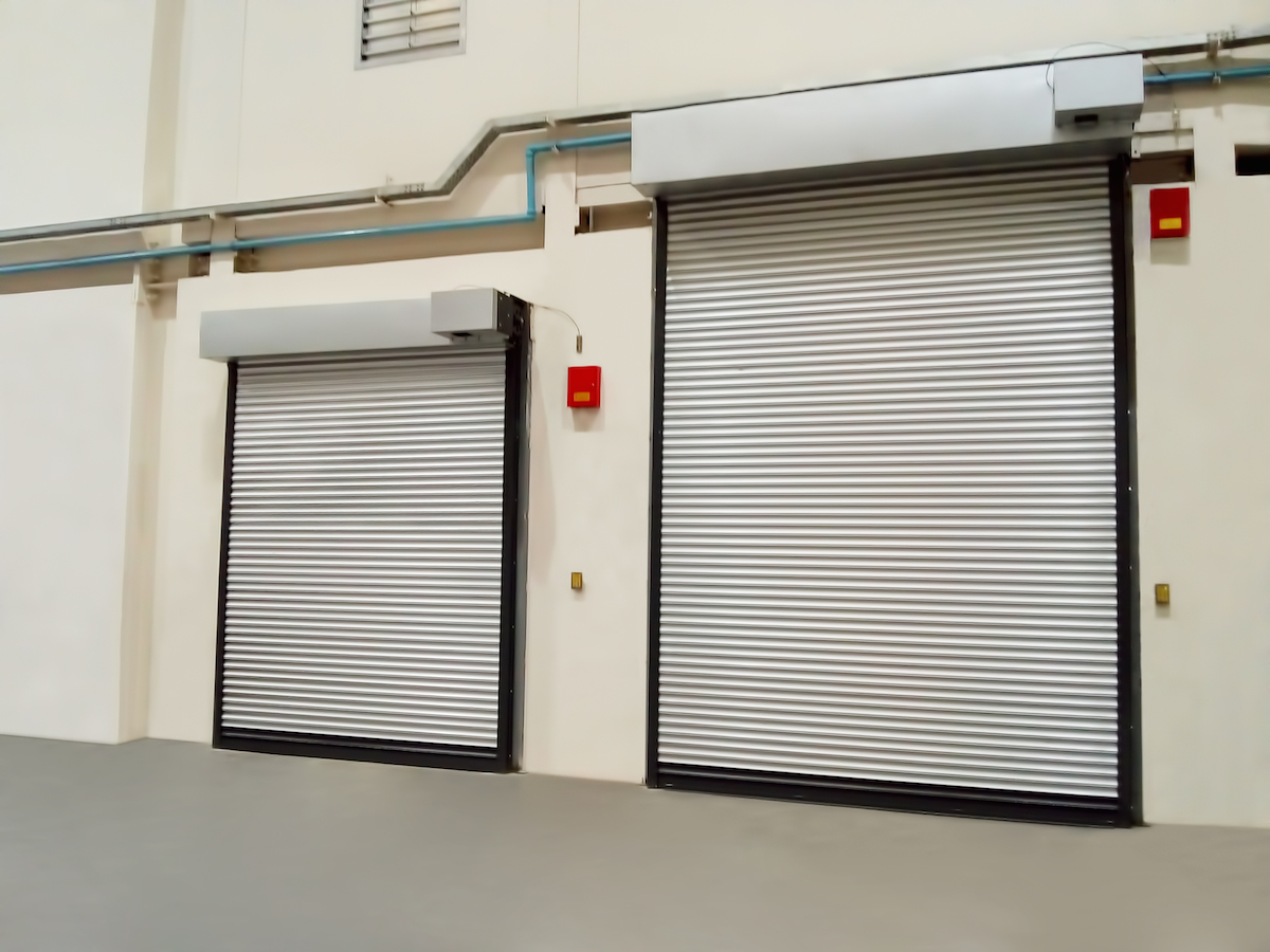 Automatic Rolling Shutters As Per Customer S Gratification